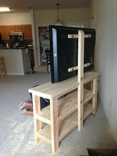 homediyprojects diyprojects decoration projects cheapdiy aacmmcom cheap ideas your home diy for 70 70 Cheap DIY Projects Ideas For Your Home Decoration You can find Diy furniture and more on our website Easy Woodworking Projects, Diy Wood Projects, Home Projects, Woodworking Plans, Woodworking Techniques, Youtube Woodworking, Woodworking Furniture, Pallet Furniture Tv Stand, Rustic Furniture