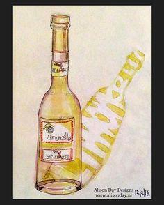 Bottle by Alison Day