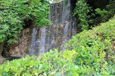 Cascada en el Parque de la Fuente del Berro. www.elhogarnatural.com