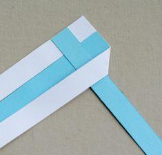 Braid Your Paper   I Scrap, U Scrap