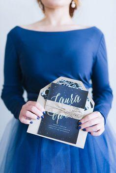 Enchanted Frost Winter Wedding Inspiration | SouthBound Bride | www.southboundbri... | Credit: Debbie Lourens & Blank Canvas Event Design