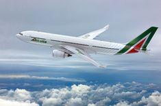 Alitalia A330..adn new biz class