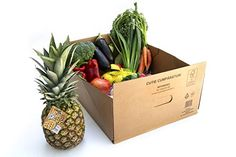 Box Storage, Pineapple, Tray, Fruit, Vegetables, Amazon, Food, Pinecone, Meal