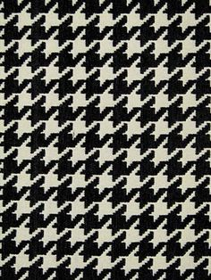 houndstooth fabric for wingbacks Textile Fabrics, Textile Patterns, Color Patterns, Print Patterns, Sewing Patterns, Houndstooth Fabric, Fabric Textures, Print Wallpaper, Animal Print Rug