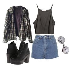 """""""otd #133"""" by wilczek ❤ liked on Polyvore featuring Burkman Bros., Topshop, Retrò and Dirty Laundry"""