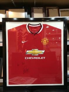 football shirt frames do you want to frame your precious football rugby and cricket