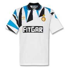 Umbro 91-92 Inter Milan Away Shirt - Grade 8 91-92 Inter Milan Away Shirt - Grade 8 http://www.comparestoreprices.co.uk/football-shirts/umbro-91-92-inter-milan-away-shirt--grade-8.asp