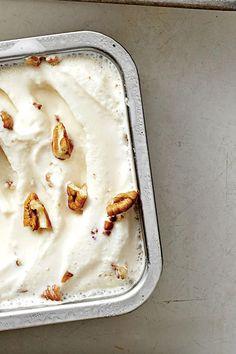 Homemade Ice Cream Recipes: Bourbon-Butter-Salted Pecan Ice Cream
