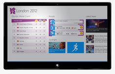 I had to design a Windows 8 app for the London 2012 Olympics for an assessment centre at Microsoft.The app allows users to view the latest updates and information on the Olympic games including a medals table, individual results, latest news and the abi…