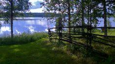 Lake Ponnenjärvi - Töysä, South Ostrobothnia province of Western Finland. - Etelä-Pohjanmaa,
