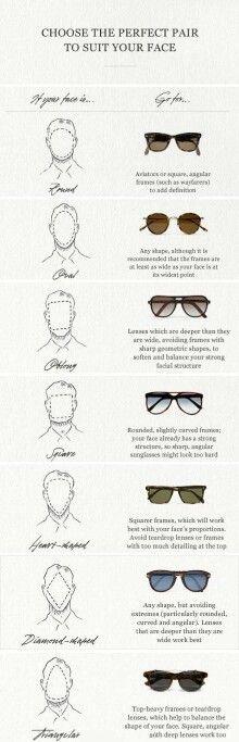 men glasses styles
