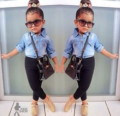 baby swag kids fashion baby clothes little girl style