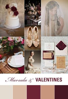 marsala and blush wedding invitations - Google Search