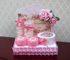 miniature perfume shop - Google Search