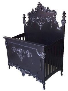 If I had a baby he or she will sleep in this crib