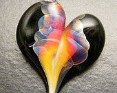 lampwork bead by boomwire on Etsy.  Love these!