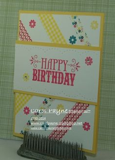 Stampin_up_gingham_garden_youre_amazing