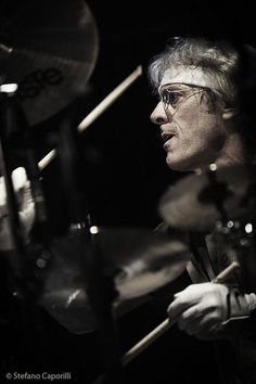 Stewart Copeland from the Reunion Tour #AwesomeDrummers
