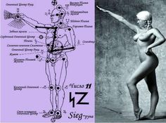 Even though the women of the Vril were not Nazis, I find the energy flow of this salute quite interesting.