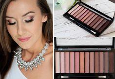Kosmetyczna Hedonistka Blog: Beauty | Lifestyle: MAKIJAŻ ŚLUBNY MAKEUP REVOLUTION ICONIC 3 KROK PO KROKU.