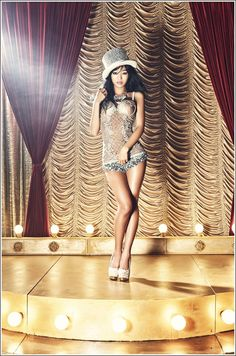 Hyorin Give It To Me photo concept