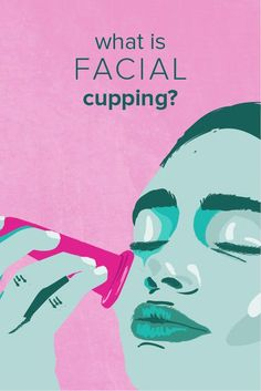 Facial Cupping, Cupping Massage, Face Massage, Facial Yoga, Facial Therapy, Cupping Therapy, Massage Therapy, Benefits Of Cupping, Facial Benefits