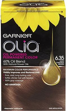 garnier olia coloration n 70 blond fonc amazonfr hygine et soins du corps make healthy changes for your hair with garnier olia hair color - Coloration Olia Blond