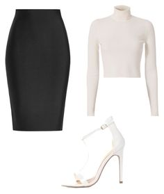 """""""Untitled #170"""" by tia12502 on Polyvore featuring A.L.C. and Roland Mouret"""