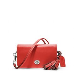The Legacy Leather Penny Shoulder Purse from Coach