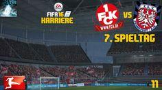 "Let's Play FIFA 16 Trainer Karriere #011 ""FCK vs FSV Frankfurt"" [XBox360..."