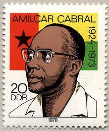 Amílcar Lopes da Costa Cabral (12 September 1924 – 20 January 1973) was a Guinea-Bissaunian agronomic engineer, writer, Marxist and nationalist guerrilla and politician. Also known by his nom de guerre Abel Djassi, Cabral led African nationalist movements in Guinea-Bissau and the Cape Verde Islands and led Guinea-Bissau's independence movement. He was assassinated in 1973 by Guinea-native agents of the Portuguese colonial authorities, just months before Guinea-Bissau declared unilateral…