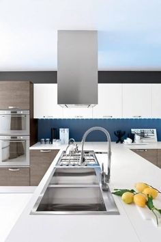 Modern Kitchens, Trendy Tree