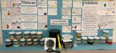 Science TEKS Mixtures and solutions Science Classroom, Classroom Ideas, Solutions And Mixtures, Sensory Words, Science Anchor Charts, 4th Grade Science, Word Walls, Physical Science, 5th Grades
