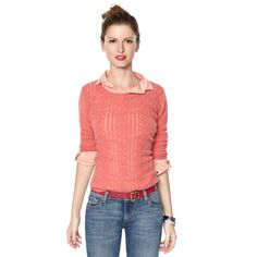 FOSSIL® Clothing Sweaters:Clothing Hannah Sweater WC2668