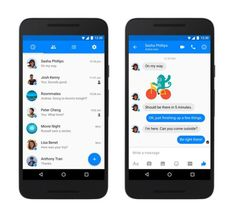 #Facebook #Messenger officially gets #Material #Design
