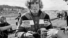 Einer der grossen Charaktere des Formel-1-Sportes: James Hunt, Weltmeister 1976, rebellisch und risikofreudig.