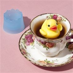 A Duckie Tea Infuser... Cause I'm fancy