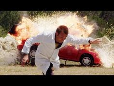 Slow Mo Car Explosion - The Slow Mo Guys - YouTube
