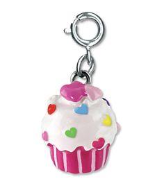 Shop CHARM IT! - Heart Cupcake, $6.00 (http://www.shopcharm-it.com/charms/sweets/heart-cupcake/)