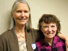 ORN Dynamic Duo: President, Marie Louise Penchoen & Vice President, Nancie Hines.  www.AmericanAcademyofReflexology.com