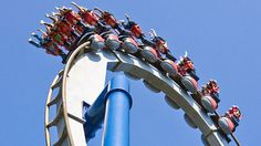 Charlotte - Have a fun-filled day at Carowinds Amusement and Water Park!