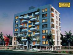 Delhi Awas Yojna providing homes in L Zone in the city of Dwarka under land pooling project, Delhi.Delhi Awas yojna is part of pradhan mantri awas yojna wchich provide premium facilities. Luxury Apartments, Luxury Homes, Smart City, Cover Design, Multi Story Building, Real Estate, Exterior, House Design, Architecture