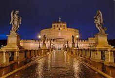 | ? | Bridge to Castel Sant'Angelo - Rome | by © pedro...