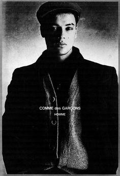 COMME DES GARÇONS, 1984