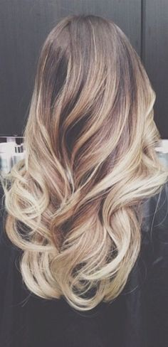 Gorgeous ombre!