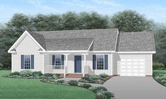 House Plan chp-24483 at COOLhouseplans.com