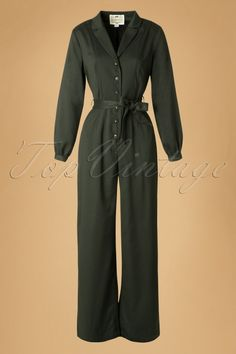 Collectif Clothing Jacqueline Jumpsuit  18896 20160601 0010W
