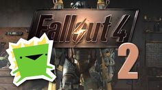 Fallout 4 - Unhappy Robot - Episode 2 - Giant Angry Monsters
