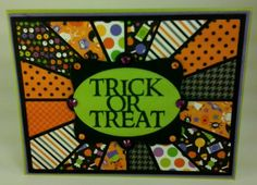 Halloween Burst by jacqueline - Cards and Paper Crafts at Splitcoaststampers