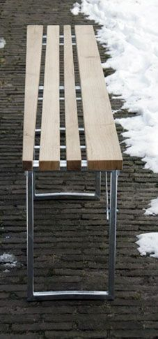4Skis: outdoor bank / €345